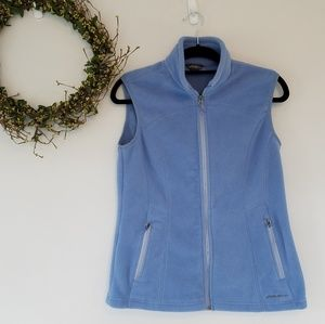 Cozy Eddie Bauer fleece vest